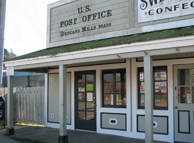 Duncans mills - Post office insurance services ...